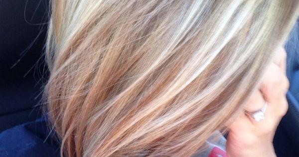 Honey/ash blonde highlights by Krits | Hair, Make-up and ...