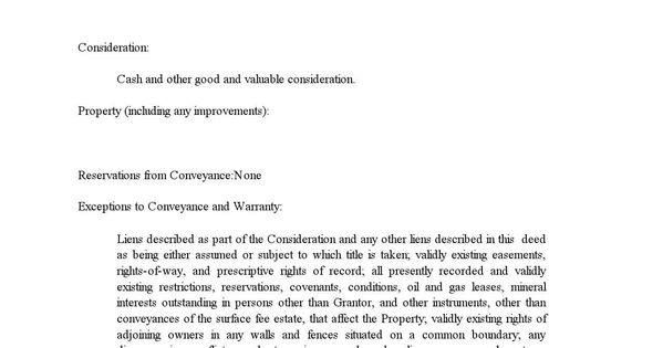 Warranty Deed Form. Amazon Com : Adams Quitclaim Deed, Forms And