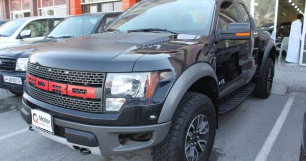 Ford Raptor F150 2012 Used With Images Ford Raptor Used Suv Suv