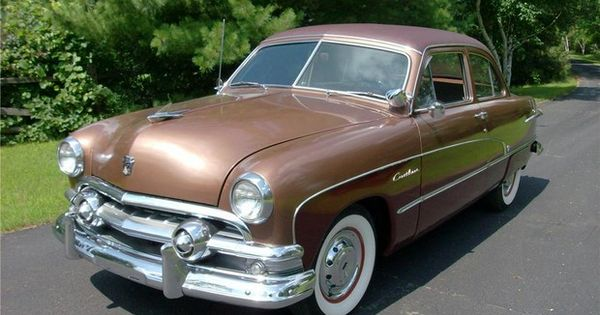 1951 ford crestline 2 door sedan jpm entertainment for 1951 ford 4 door sedan