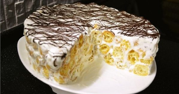 Рецепты торт заварной фото