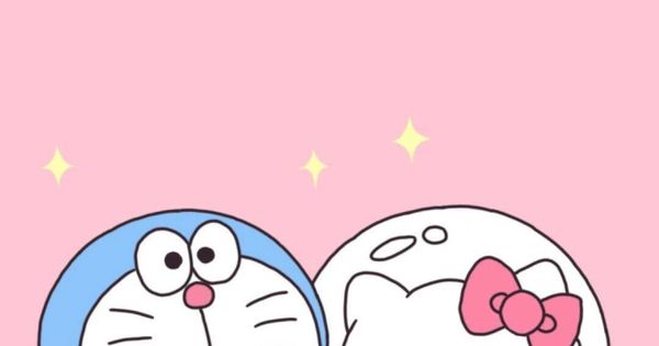 Pin Oleh Akkararat Watcharapupong Di Wallpaper Hello Kitty Hello Kitty Doraemon Kartu Bayi