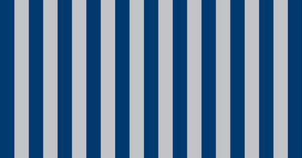 Harry Potter Inspired Ravenclaw Stripes Fabric By