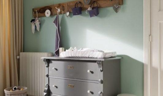 Kleur interieur inspiratie voor de babykamer kinderkamer in mintgroen door stijlvol - Idee voor babykamer ...