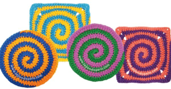 Crochet In Spanish : Crochet, How to knit and In spanish on Pinterest