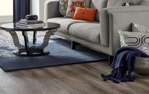 This Pergo Max Premier Heathered Oak Flooring Looks