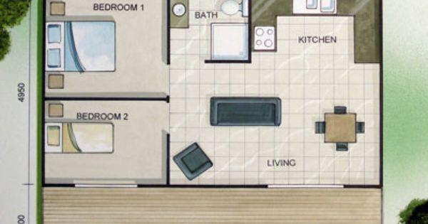 Granny Flats Floor Plans Home Amp Design Granny Pod