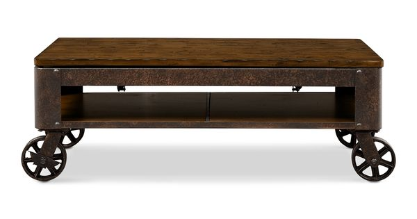 Ideas Also 30155998 Besides The Jamestown Zinc Top Coffee Table