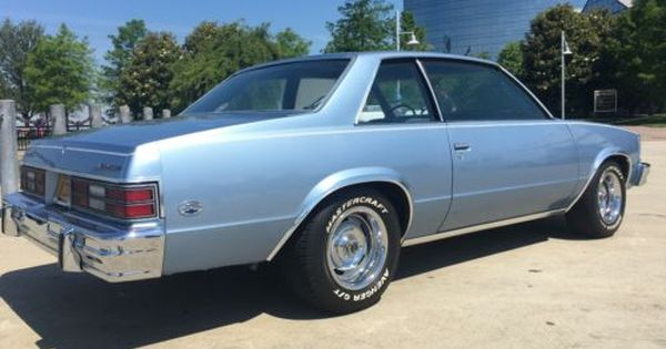 1980 Chevrolet Malibu Blue Craigslist Cars For Sale Chevrolet