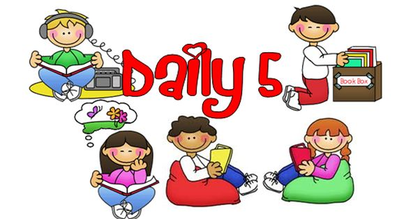 This page was created to help you get Daily 5 up and