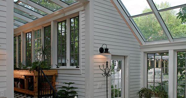 Sunroom Kits Sunroom Kits Combine Indoor Home