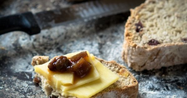 Candied orange peel, Soda bread and Dried cranberries on Pinterest