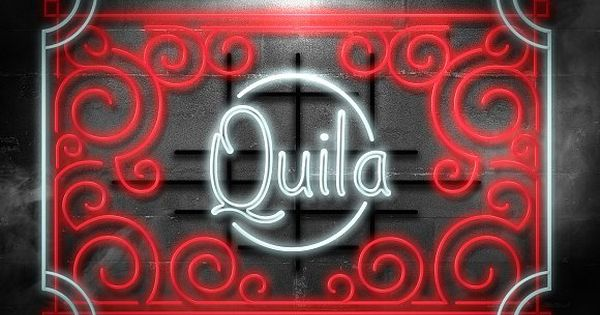QUILA FONT is beautifully suitable for you to put it at food packaging such as candy bar