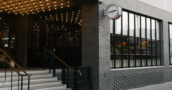 Ace hotel london guided by cereal mag theaters for Ace hotel decor