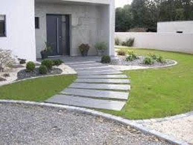 6 Idees Deco Exterieure Pour Votre Porte D Entree Idee Deco Exterieur Entree De Maison Exterieur Amenagement Jardin Devant Maison