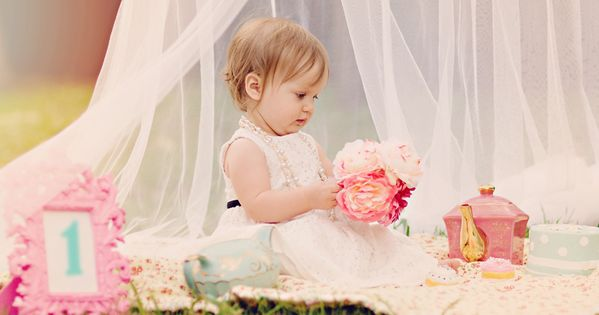 Tea Party First Birthday | Yokosuka Photographer | Yokohama Wedding Photographer |