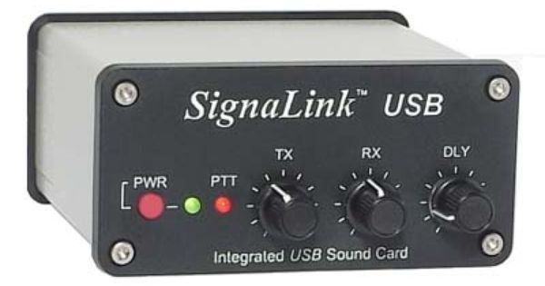 Signalink Usb Sound Card Interface Ham Radio And Such