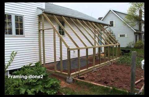 Simple Greenhouse Diy