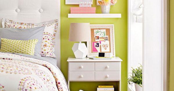 Soluciones para dormitorios peque os dormitorios pinterest - Soluciones dormitorios pequenos ...