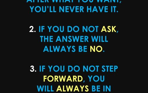 #quotes three simple rules to live by.