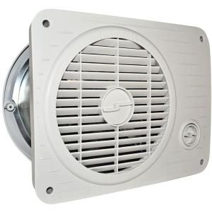 Suncourt Thru Wall Fan Hardwired Variable Speed Tw208p Wall Fans