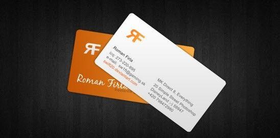 Business Card Design Business Card Design Simple Minimal Business Card Simple Business Cards