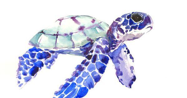 Blue baby turtles - photo#31