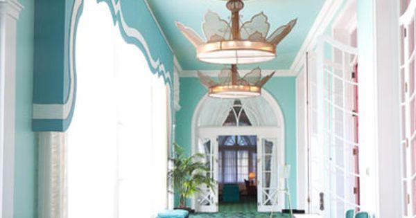dorothy draper interiors/images | Adrienne Chinn's Interior Design Blog | A designer's