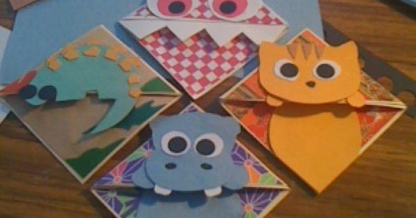 Монеты, Закладки and Оригами on Pinterest