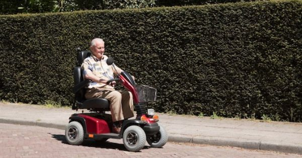 Are seniors being swindled by scooter companies? Heart
