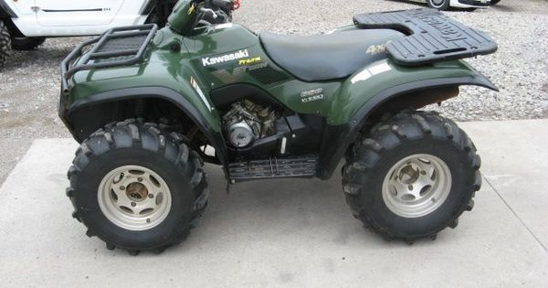 2002 kawasaki prairie 4 wheeler green for sale in harrisville oh atv pinterest atv. Black Bedroom Furniture Sets. Home Design Ideas