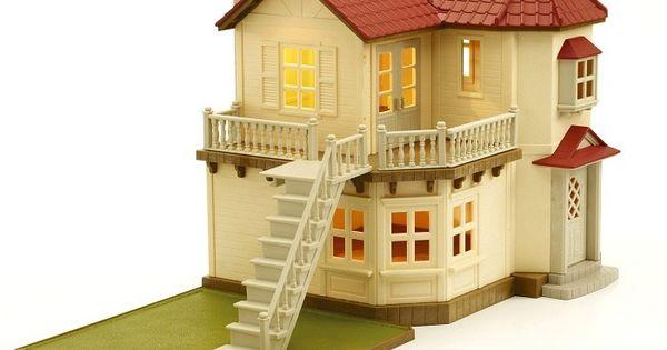 Sylvanian families beechwood hall claras nskelista for Komplette wohnzimmereinrichtung
