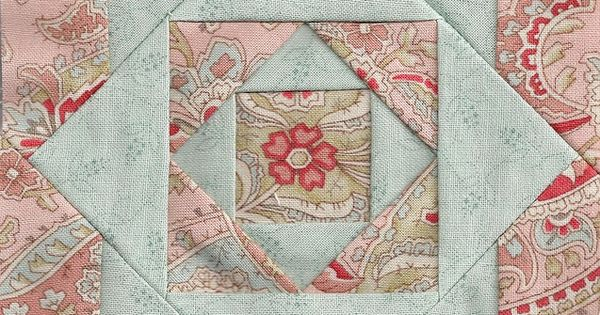 Beautiful! Quilt block