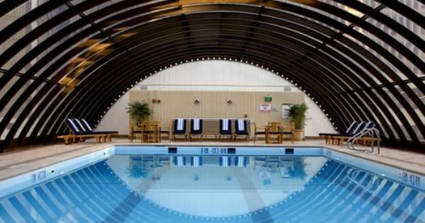 The westin peachtree plaza atlanta when business is done for Indoor pool with retractable roof