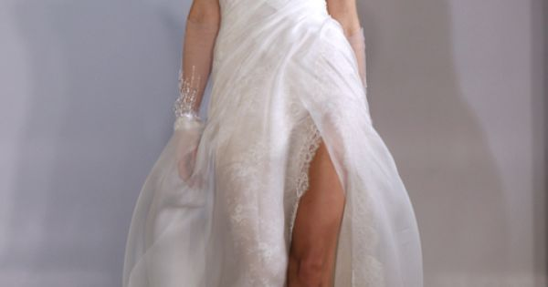 Courtney Lopez wedding dress