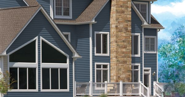 Vinyl Siding Styles Colors And Exterior Home Designs From Exterior Portfolio Siding Styles Vinyl Siding Styles House Exterior