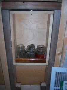 Secret Magnet Compartment In Wall Stash Safe Secret Walls