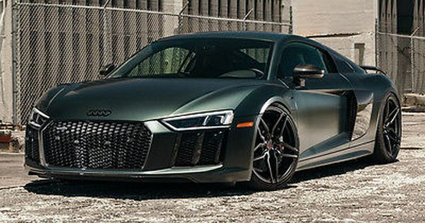 2017 Audi R8 Plus Coupe 2 Door Audi R8 V10 Plus Audi Audi R8