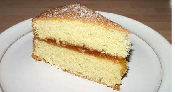 Sponge Cake Recipe Uk Plain Flour: Basic Eggless Sponge Cake Recipe Video By Bhavna