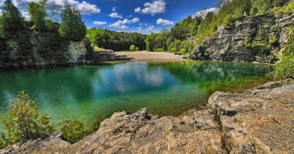 Elora (ON) Canada  city pictures gallery : Elora Gorge Quarry, Elora, Ontario, Canada | Travel Memories ...
