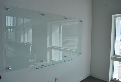 Experimental Playground Glass Board Writing Surface Diy Style Glass White Board White Board Whiteboard Wall
