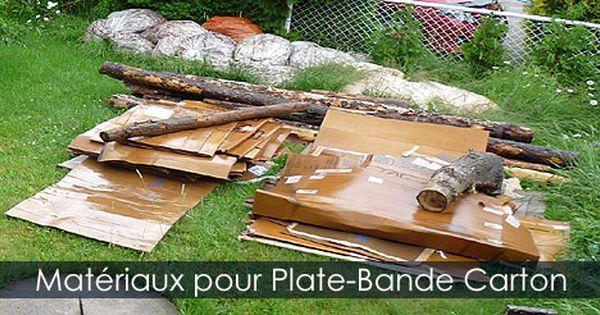 Matériel nécessaire pour créer un plate-bande au #jardin - Centre ...