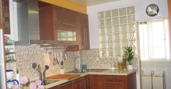 Fregadero en la esquina cocinas pinterest fregaderos - Fregaderos en esquina ...