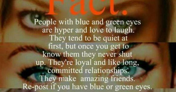 sayings about people with blue green eyes | quotes Green Eyed Girls