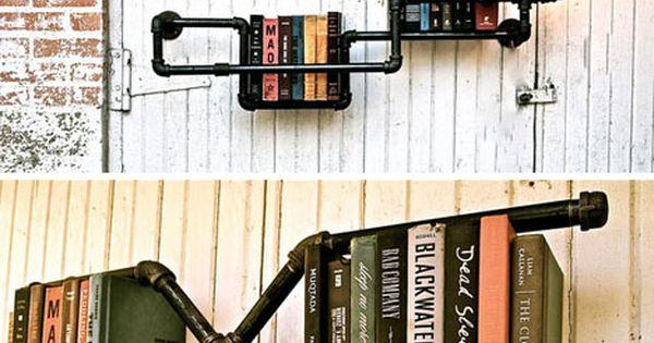 Des Tag Res Originales Au Style Industriel Pour Lofts Urbains Shoji Escalier D Coration
