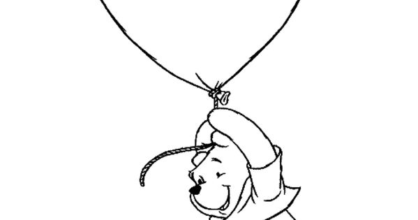 halloween heffalump coloring pages - photo#39