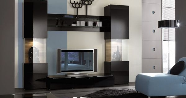 Unit design for small living room living room entertainment center