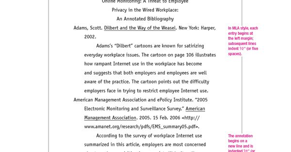 Mla Format Annotated Bibliography Google Search Annotated Bibliography Mla Annotated Bibliography Essay Template