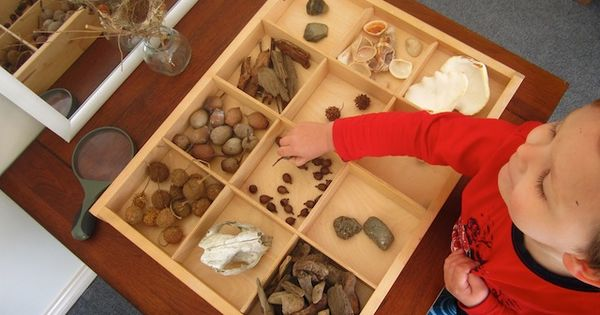 It's Not Just a Stick: A Simple Nature Table Reggio inspired play