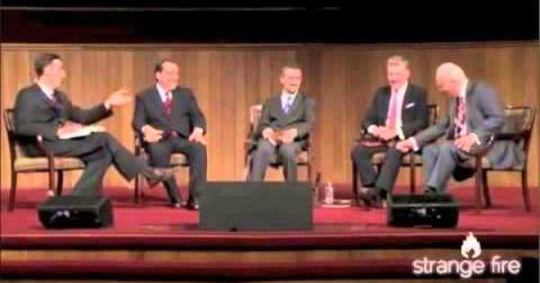 Strange Fire Conference Panel Q A Friel Macarthur Lawson